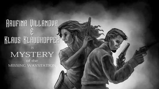 Arufina, Klaus, Blackwood Empire, short story, illustration, novella, preview, campnanowrimo