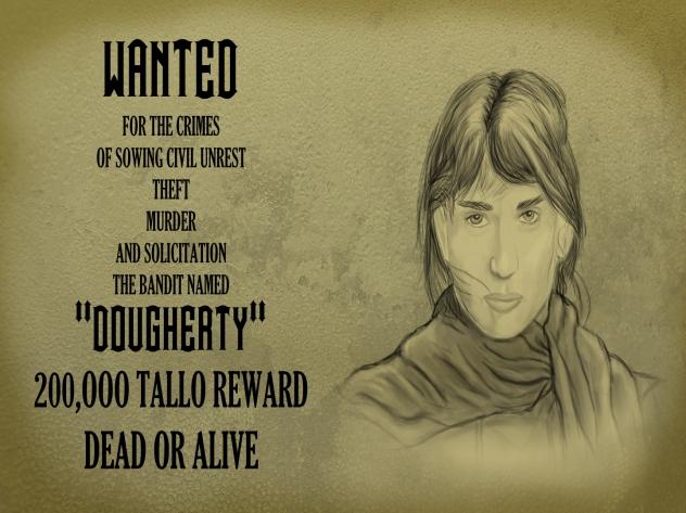 "The Bandit, ""Dougherty"""